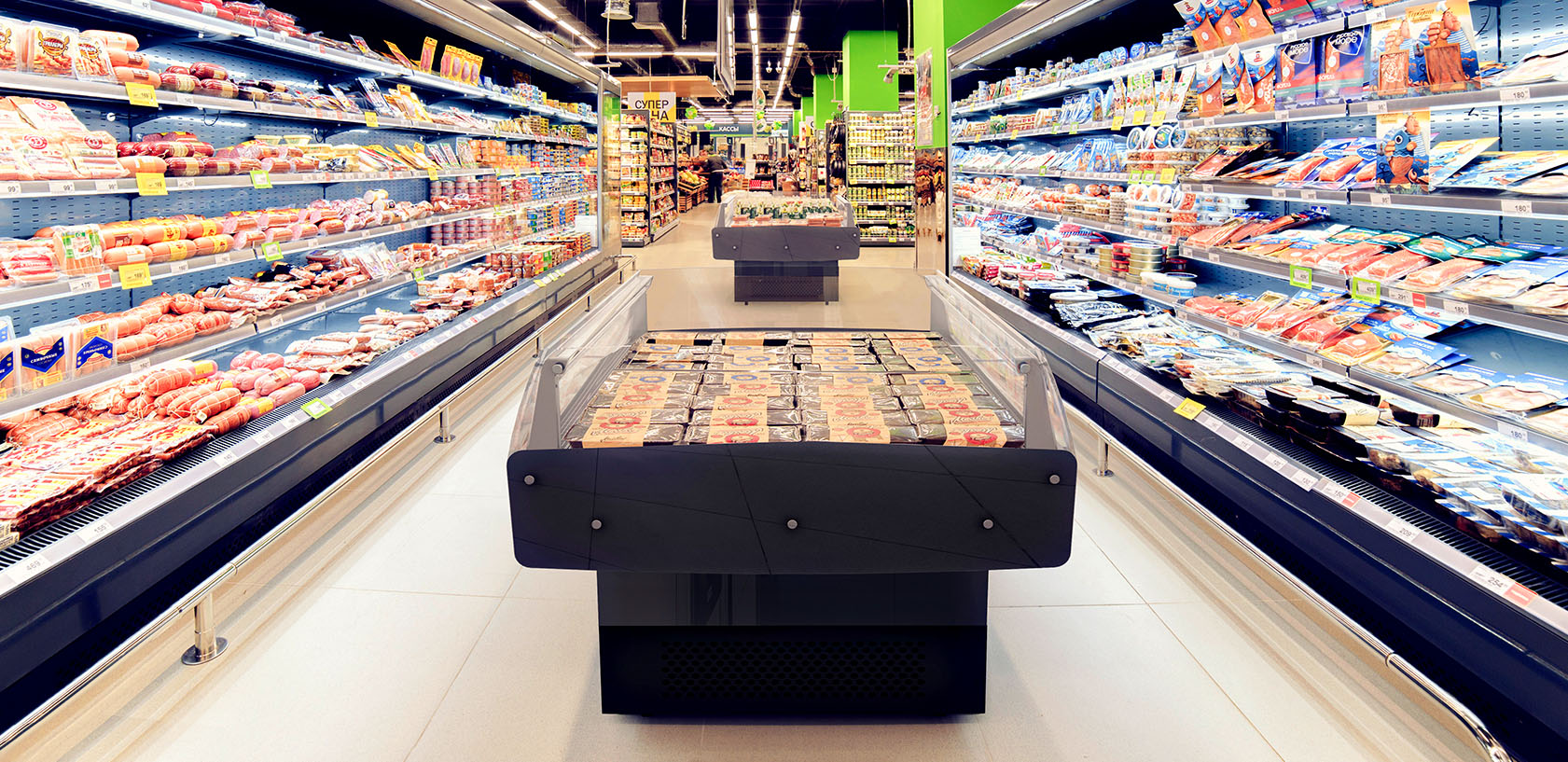 Холодильные бонеты в магазине Зеленый перекресток Ярославль