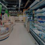 Комплексное оборудование магазина Зеленый перекресток