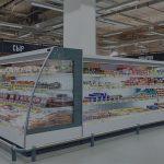 Супермаркет Лента Холодильное оборудование