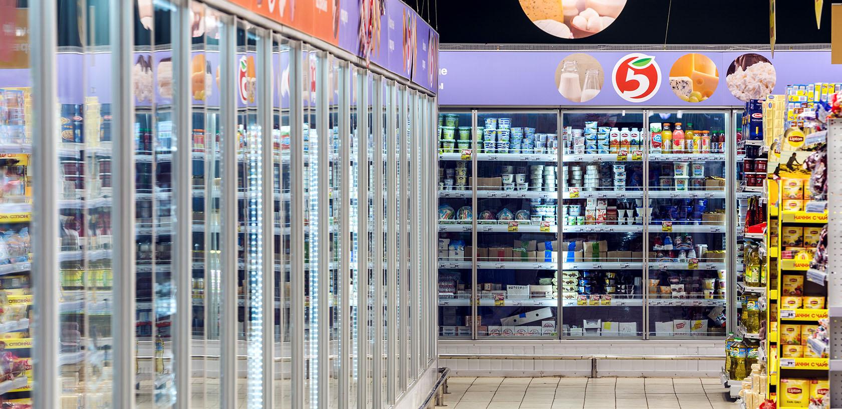 Презентационные холодильные камеры 5