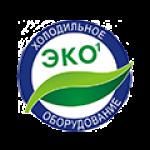 Логотип Эко-1. Специализация Эко-1 - холодильные лари и холодильные бонеты.