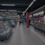 Торговое холодильное оборудование для магазина Перекресток