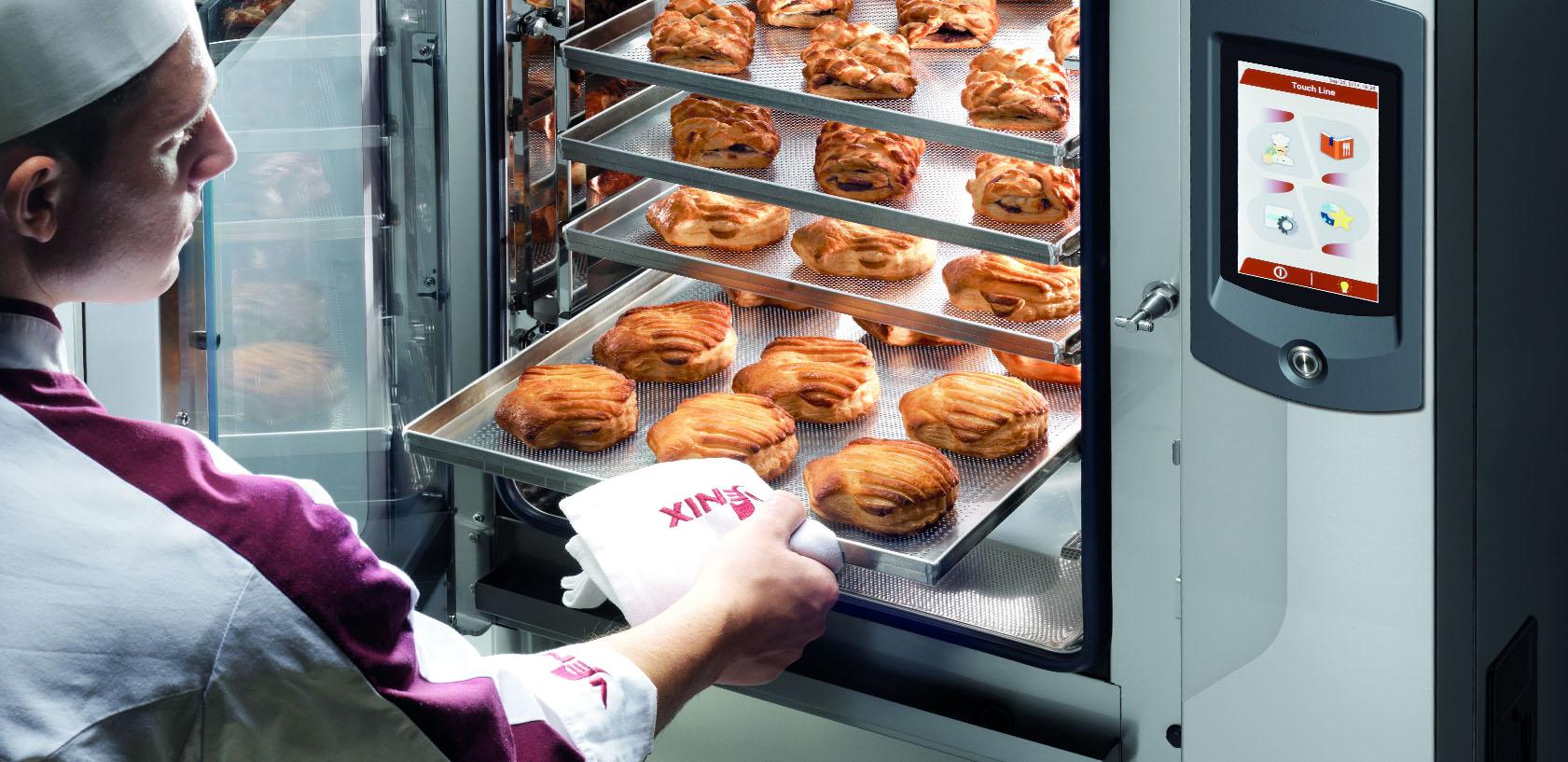 Тепловое оборудование Venix: конвекционные печи и пароконвектоматы