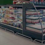 Холодильное оборудование для супермаркета Зеленый перекресток, Мытищи